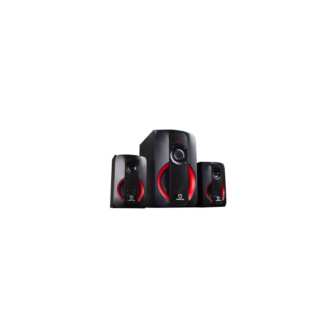 Hiditec Altavoces 21 Multimedia H400 40W Blt Radi