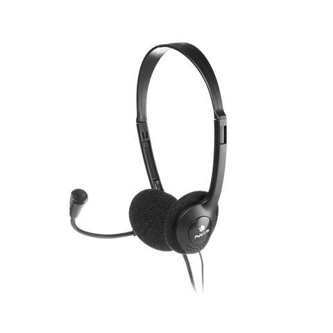 NGS Auricular Microfono con regulador MS 103
