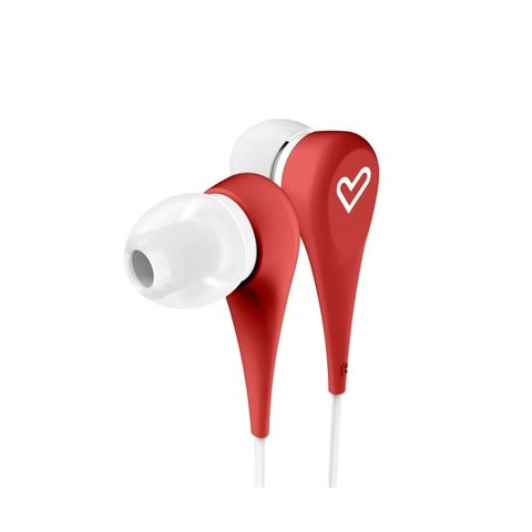 Energy Sistem Auricular Intrauditivo Style 1 Rojo