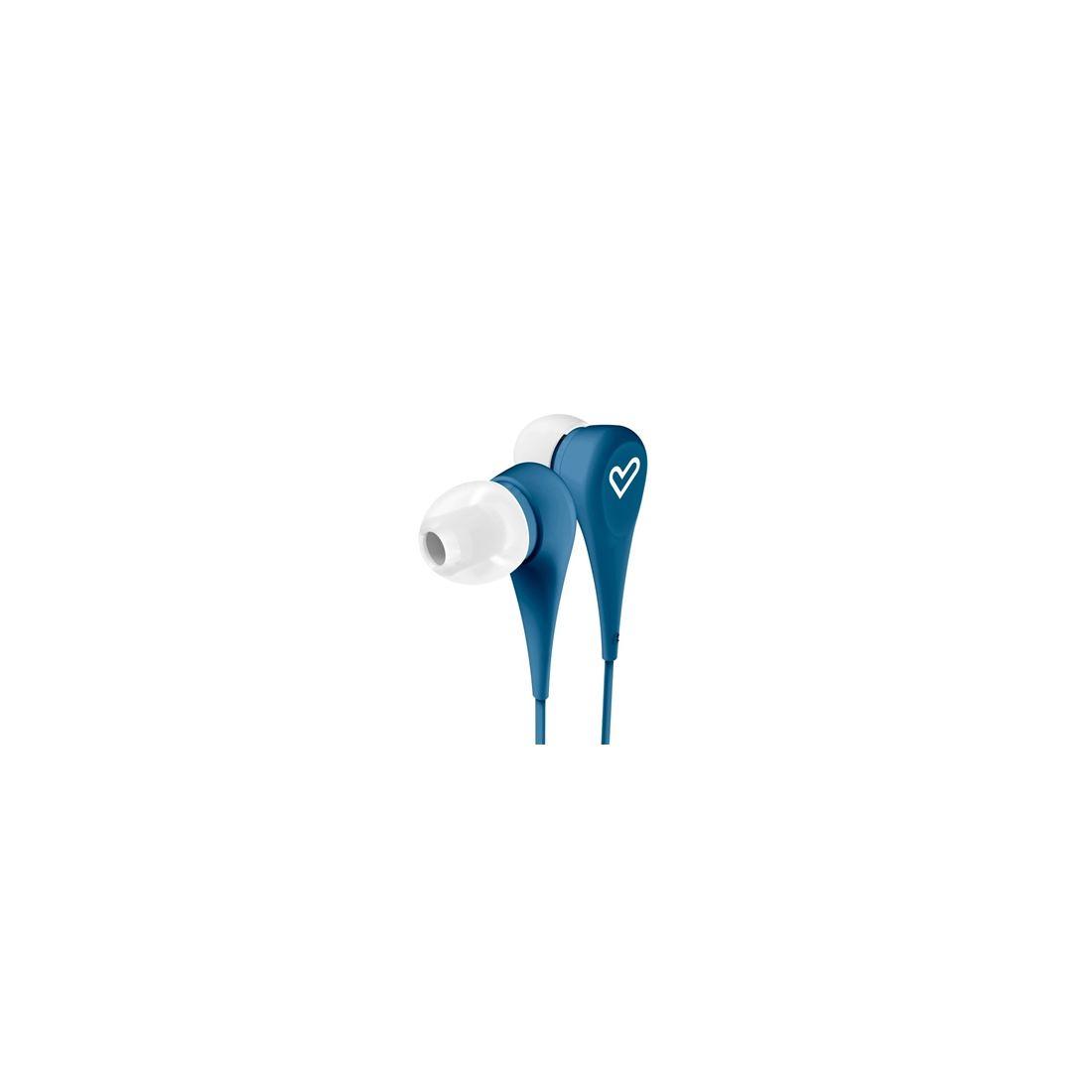 Energy Sistem Auricular Intrauditivo Style 1 azul