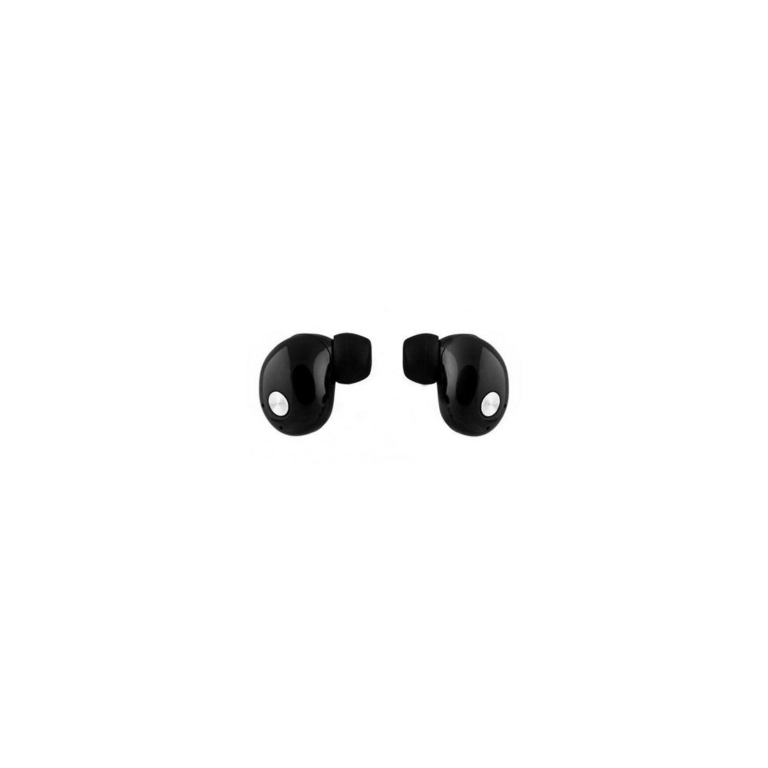 CoolBox auriculares inalambricos cooljet negro