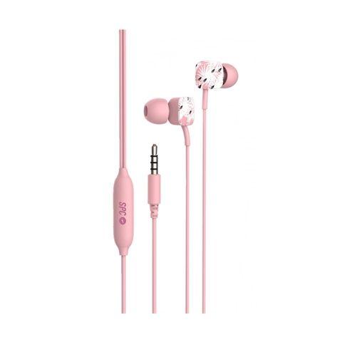 SPC Auricular Hype 4603P 35mm Rosa