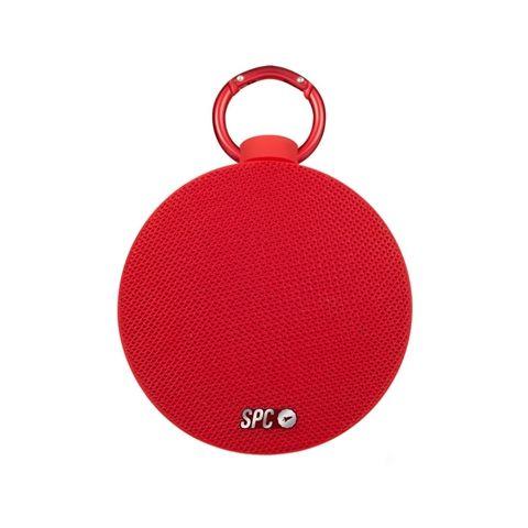 SPC Altavoz 4W 4415R mosqueton Rojo