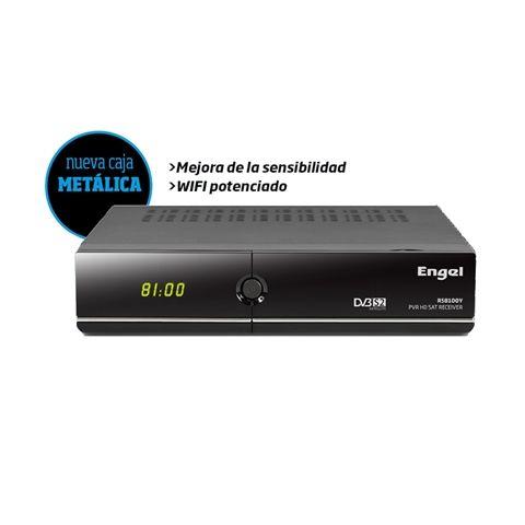 Engel receptor Satelite HD PVR RS8100Y