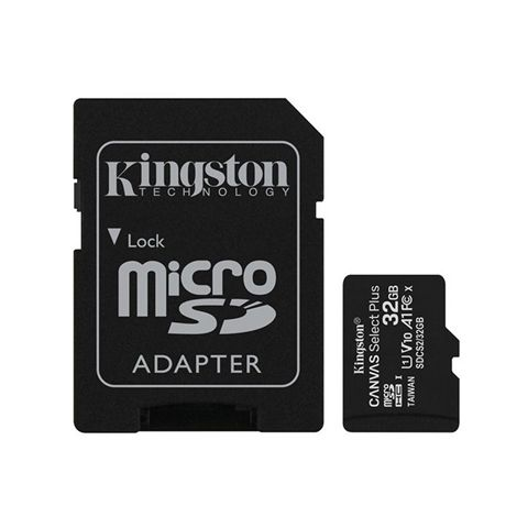 Kingston SDCS2 32GB micro SD XC clase 10 32GB c a