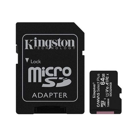 Kingston SDCS2 64GB micro SD XC clase 10 64GB c a