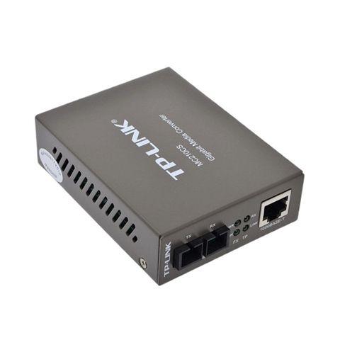 TP LINK MC210CS Conversor Medios Mono Modo 15Km