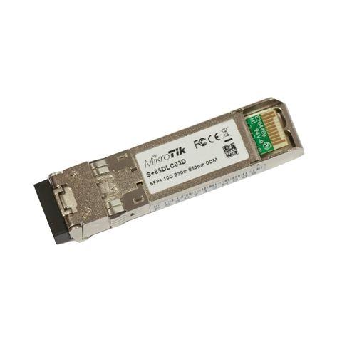 MikroTik S85DLC03D Modulo SFP Multi Modo 300m
