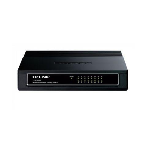 TP LINK TL SF1016D Switch 16x10 100Mbps Mini