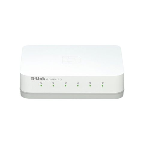 D Link GO SW 5G Switch 5xGB Mini