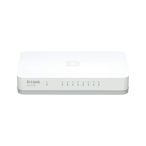 D Link GO SW 8G Switch 8xGB Mini