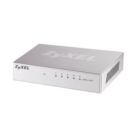 ZyXEL GS 105BV3 Switch 5xGB Metal