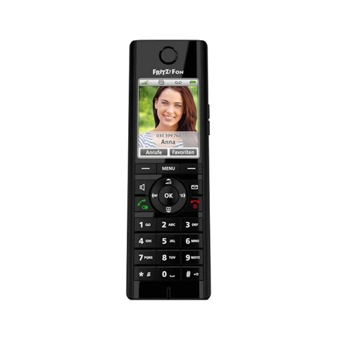 FRITZ Fon C5 Telefono DECT Negro