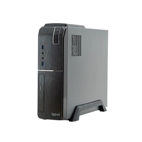iggual PC SFF PSIPC341 i3 8100 8GB 240SSD sin SO