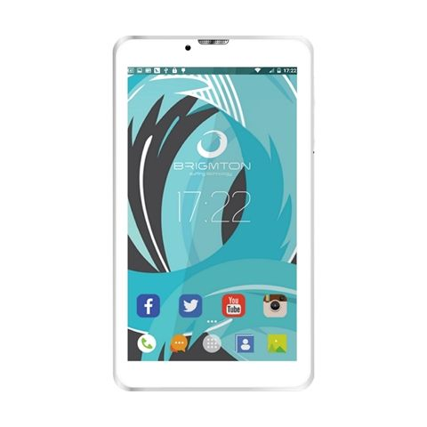 Brigmton Tablet 7 HD IPS 3G BTPC PH6 QC DSIM Blan