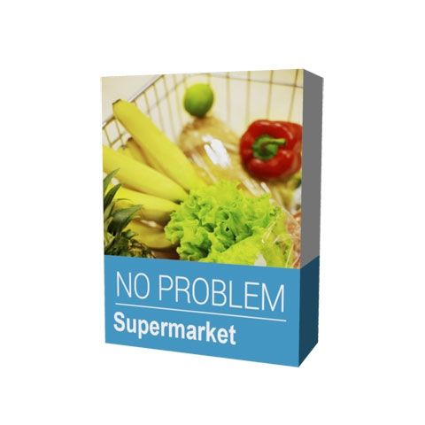 No Problem Software Supermercado