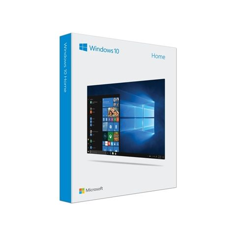 Microsoft Windows 10 Home 64b Es OEM DVD