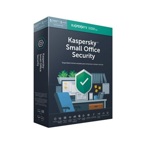 Kaspersky Small Office Security v7 51 ES