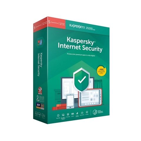 Kaspersky Internet Security MD 2020 5L 1A