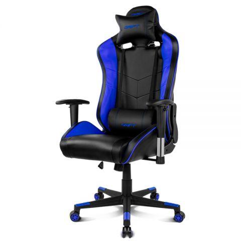 Drift Silla Gaming DR85 Black Blue
