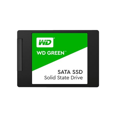 Western Digital WDS480G2G0A SSD 480GB SATA3 Green