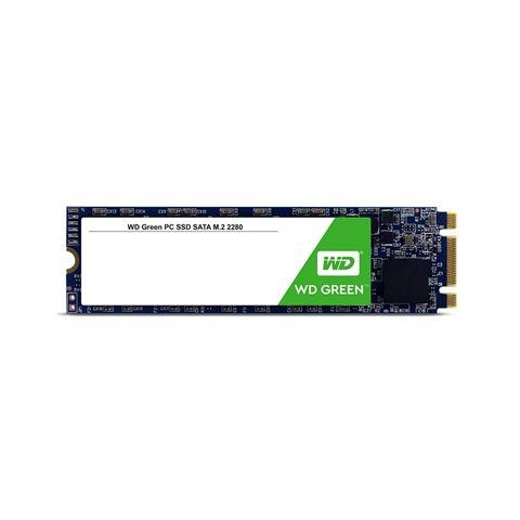 Western Digital WDS480G2G0B SSD M2 2280 480GB Gre