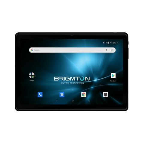 Brigmton Tablet 10 IPS HD 4G 2GB 32GB Negra