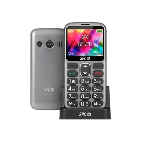 SPC 2320T Fortune Telefono Movil BT FM Dock Tita