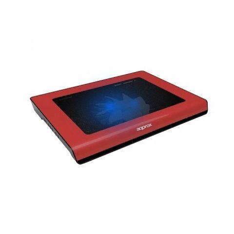 approx APPNBC06R Refrigerador portatil 154 Rojo