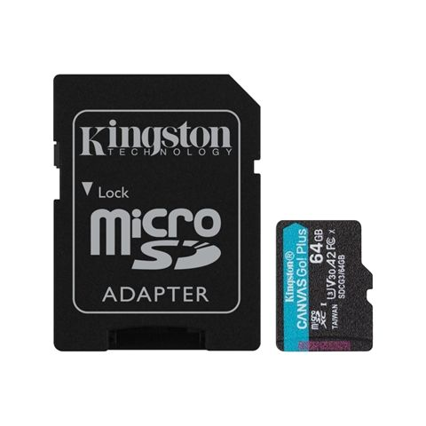 Kingston SDCG3 64GB micro SD XC clase 10 64GB c a