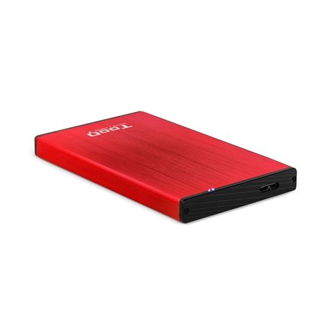 Tooq TQE 2527R Caja HDD 25 USB 31 Gen1 USB 30