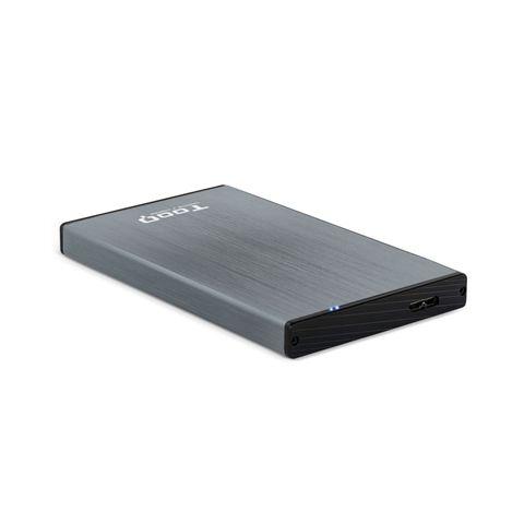 Tooq TQE 2527G Caja HDD 25 USB 31 Gen1 USB 30