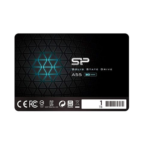 SP A55 SSD 1TB 25 7mm Sata3