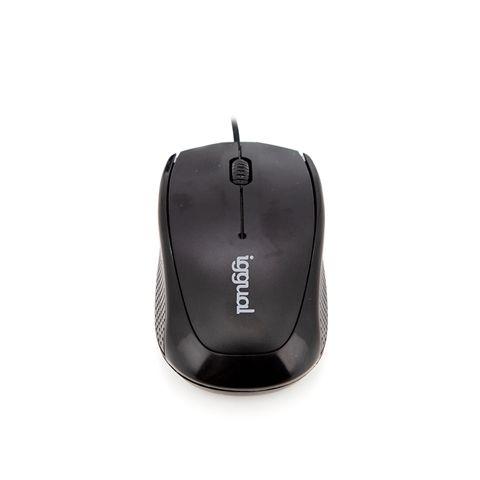 iggual Raton optico COM BASIC 800DPI negro