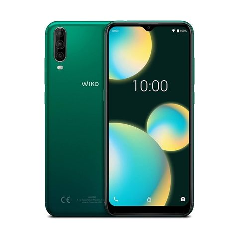Wiko VIEW4 Lite 652 OC18Ghz 32GB 2GB Deep Green
