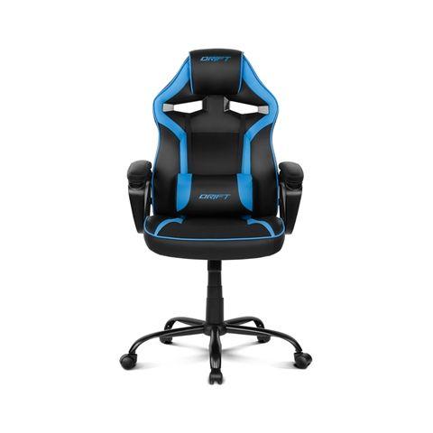 Drift Silla Gaming DR50 Negro Azul