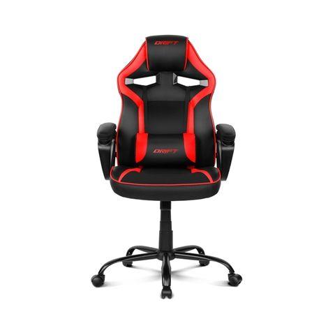 Drift Silla Gaming DR50 Negro Rojo