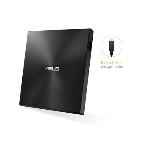 Asus DVD RW SDRW 08U9M U Slim Negra USB 139mm