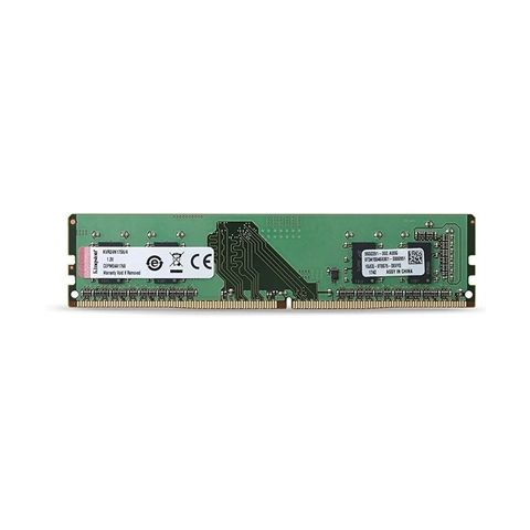 Kingston KVR24N17S6 4 4GB DDR4 2400MHz