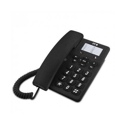 SPC 3602B Telefono ORIGINAL 3M ML LCD Negro