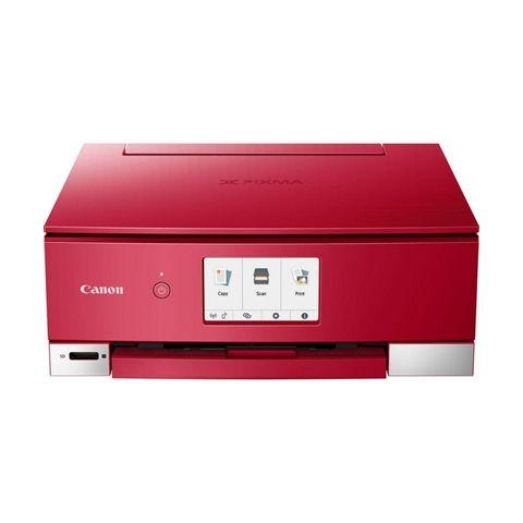 Canon Multifuncion Pixma TS8352 Duplex Wifi Roja