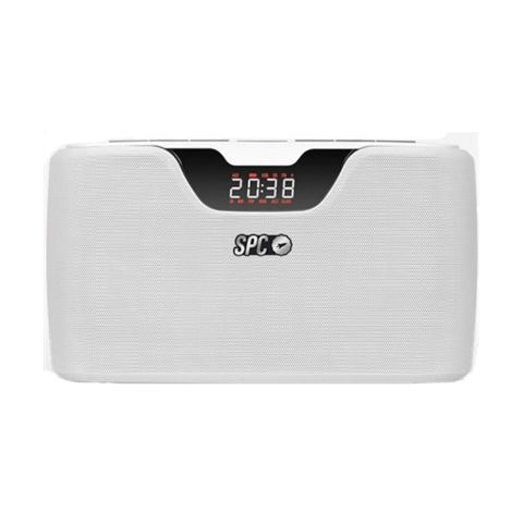 SPC Radio Storm Boombox USBMicro SD Bluetooth
