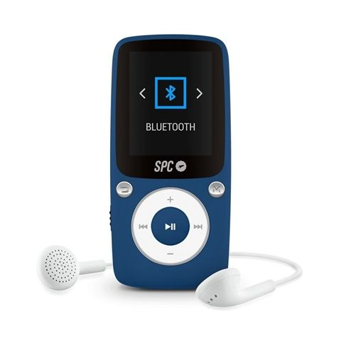 SPC Reproductor MP4Radio 8578A 8GB Bluetooth Azul