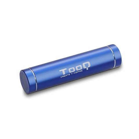 TooQ Power Bank 2600mAh USB Azul
