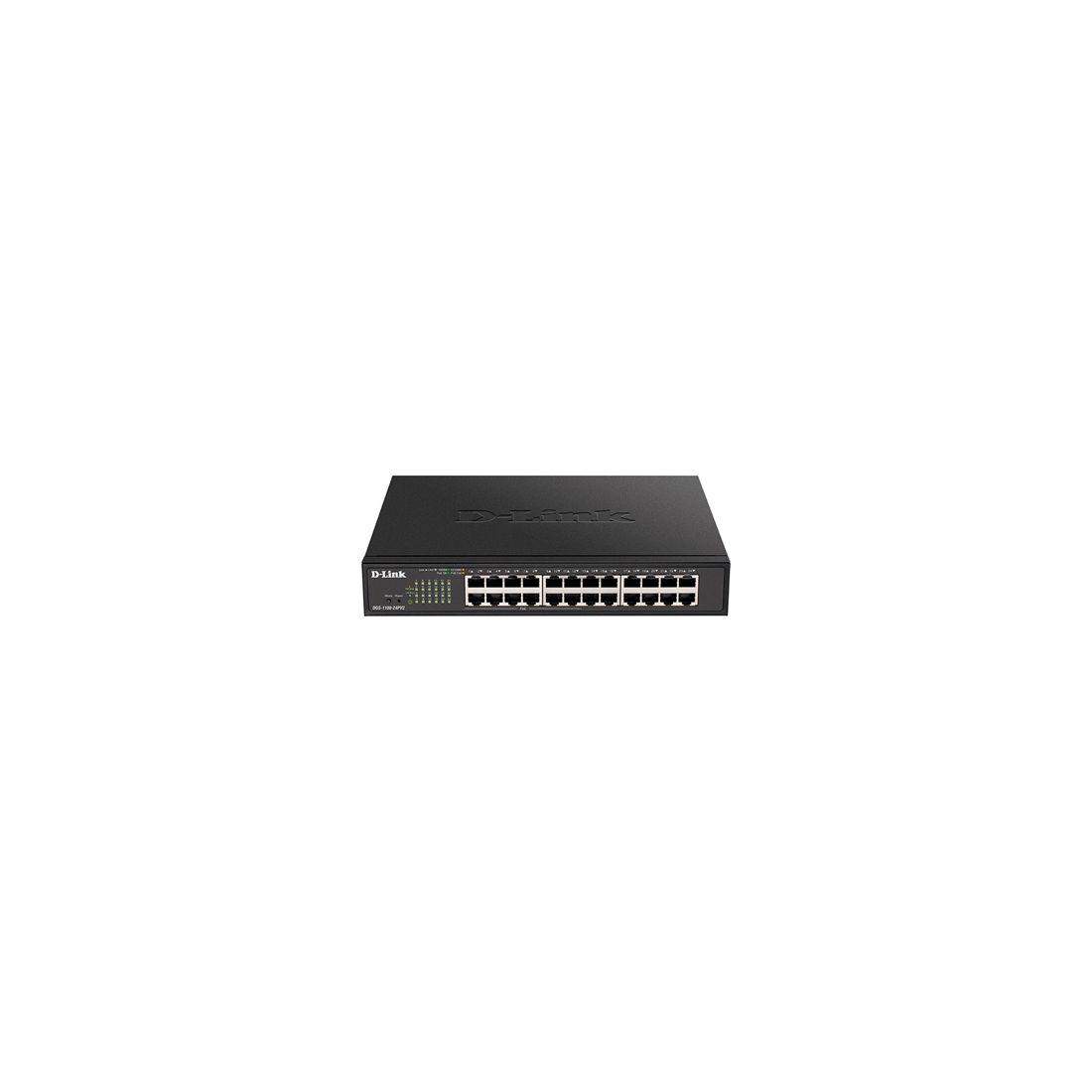D Link DGS 1100 24PV2 Switch 24xGB PoE