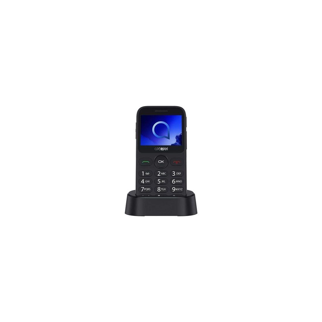 Alcatel 2019G Telefono Movil 24 QVGA Gris