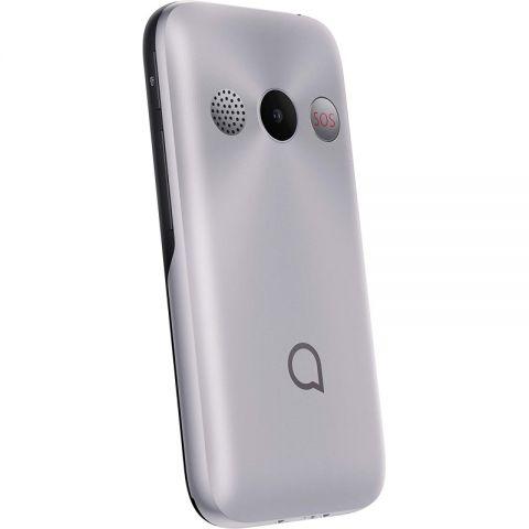 Alcatel 2019G Telefono Movil 24 QVGA Plata