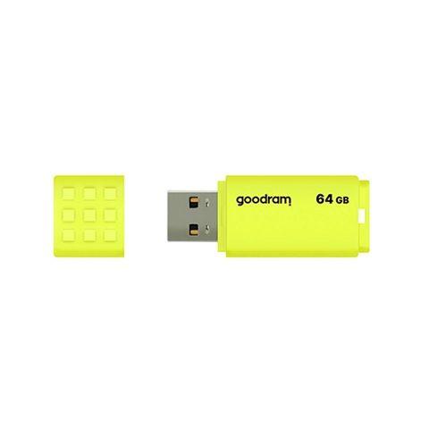 Goodram UME2 Lapiz USB 64GB USB 20 Amarillo