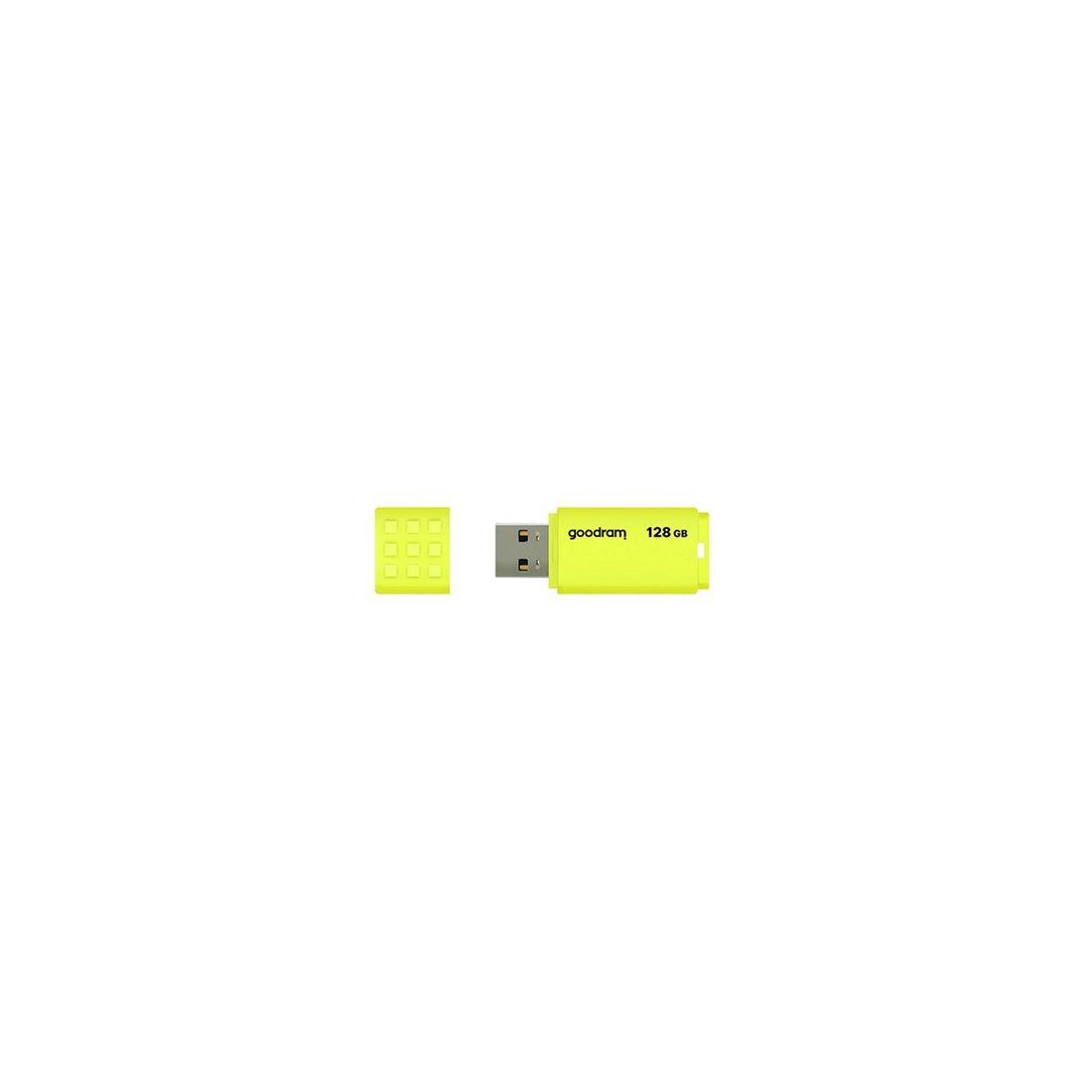 Goodram UME2 Lapiz USB 128GB USB 20 Amarillo