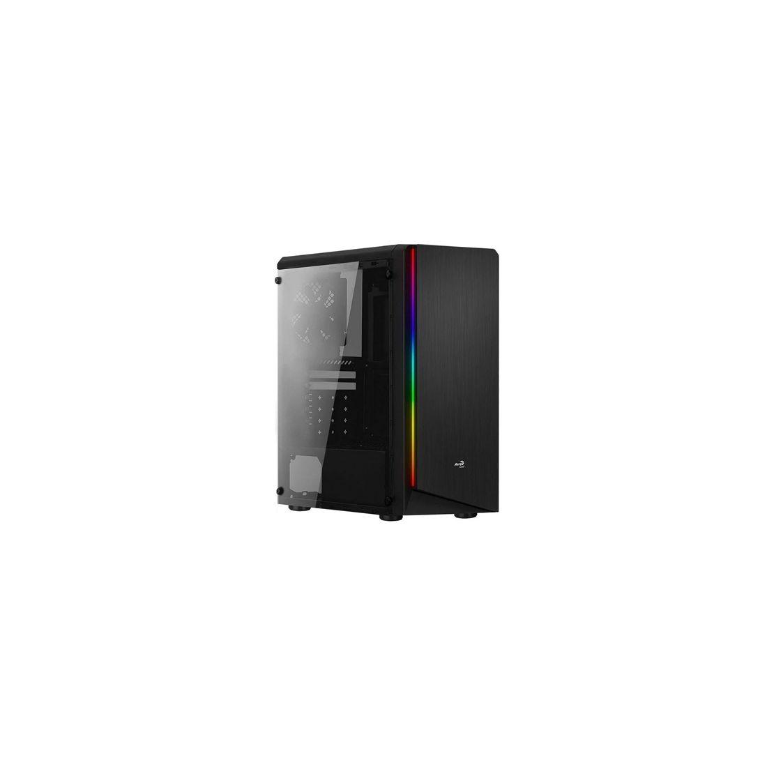 Aerocool RIFT Caja ATX Full Side Window RGB USB30